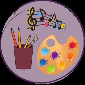 the arts icon