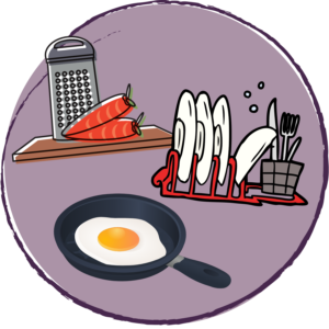 home skills icon