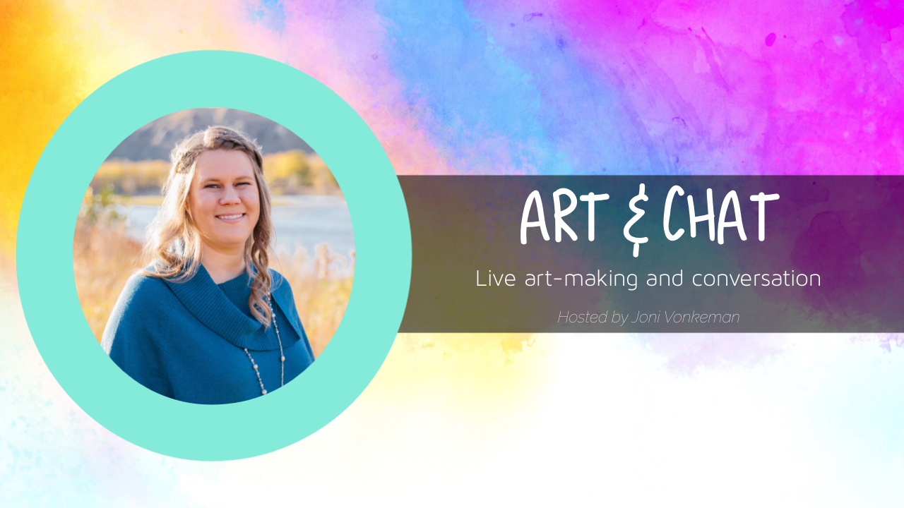 Art & Chat with Joni